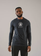 Unisex Long Sleeve Crew Navy