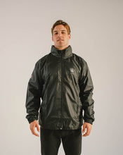 Unisex Lightweight Windbreaker Black