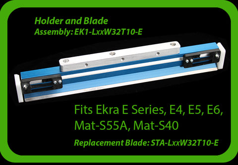 fits Ekra E Series (see other Ekra styles here)