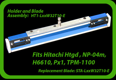 Fits Hitachi NP-04m, H6610, Px1, TPM-1100 (see other Hitachi model here)