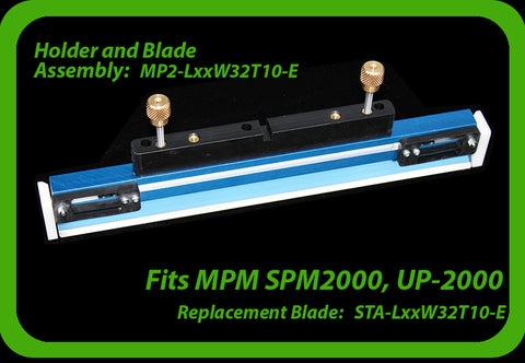 fits MPM Speedline UP 2000 SPM2000 (see other MPM styles here)