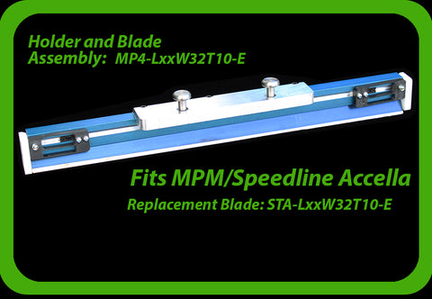fits MPM Speedline Accela (see other MPM styles here)