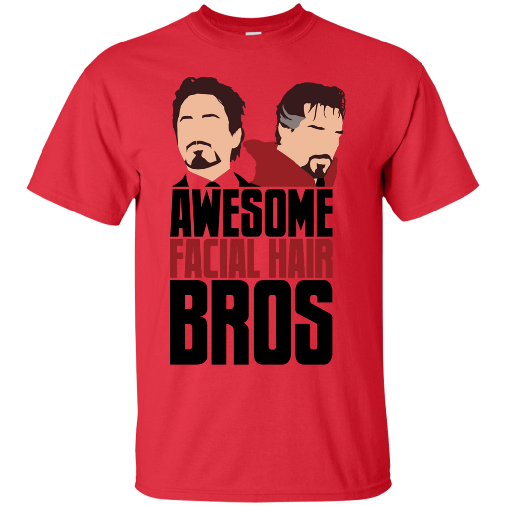 Marvel - Awesome Facial Hair Bros awesome facial hair bros T Shirt & Hoodie