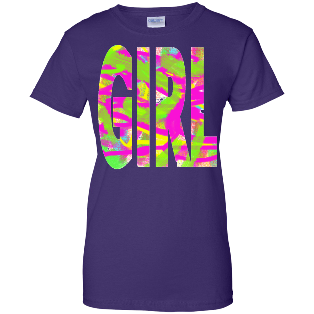 LGBT - GIRL PAINT DESIGN female T Shirt & Hoodie