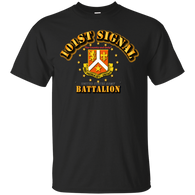 101ST SIGNAL BATTALION FOR COUNTRY AND UNITY - 101st Signal Battalion  For Country and Unity T Shirt & Hoodie