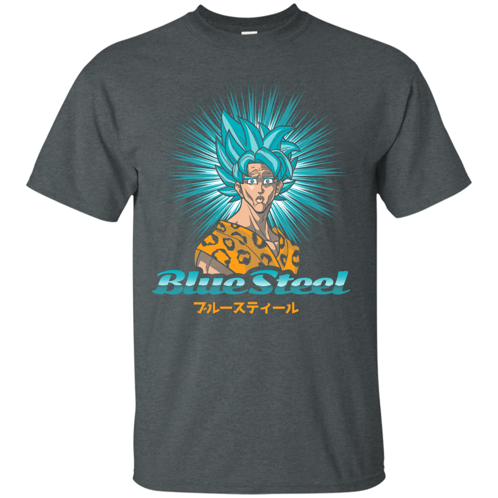 Dragon Ball - Blue Steel Super super saiyan blue T Shirt & Hoodie