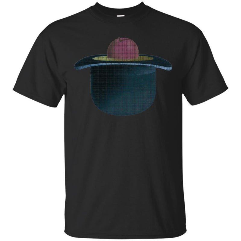 1fcfee55454 SIMPSONS - A single plum floating in perfume served in a mans hat T Shirt