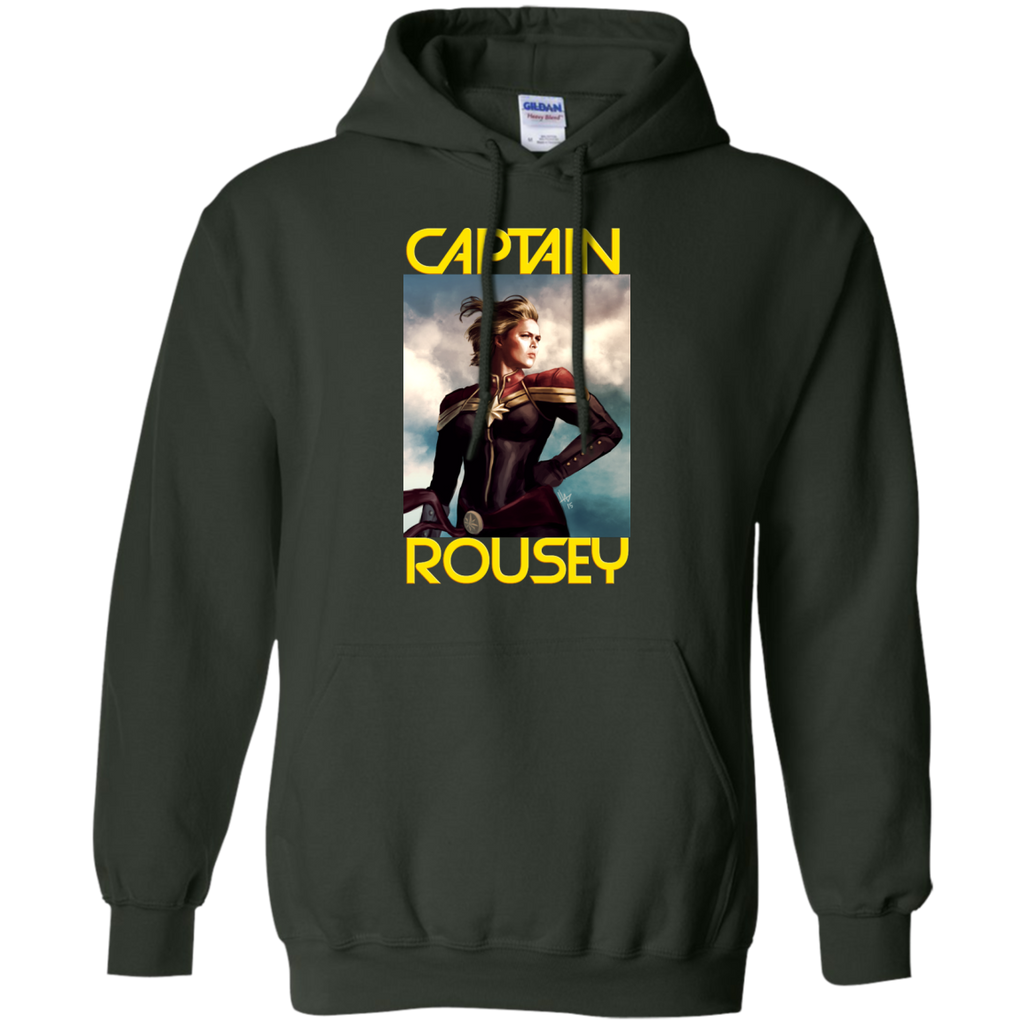 Marvel - Captain Rousey mcu T Shirt & Hoodie
