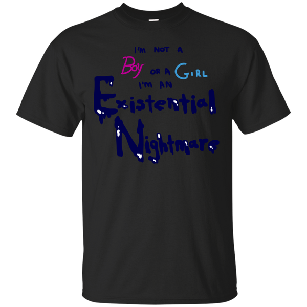 LGBT - Existential Nightmare gender T Shirt & Hoodie