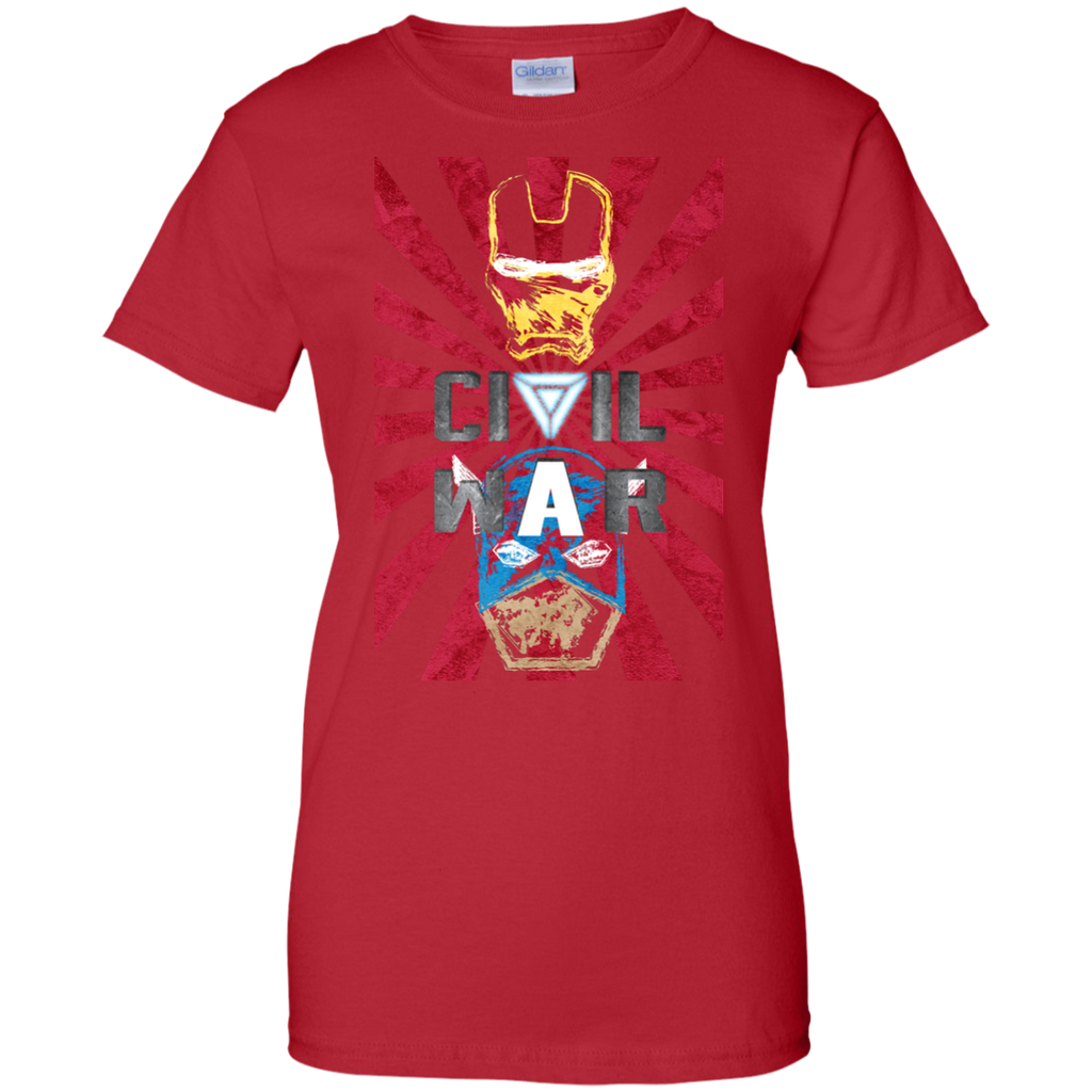 Marvel - Civil War 2 iron man T Shirt & Hoodie