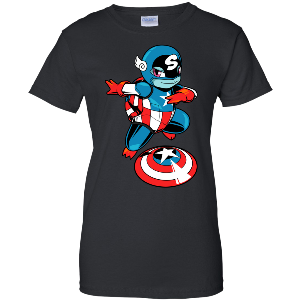 Marvel - Captain S water type T Shirt & Hoodie
