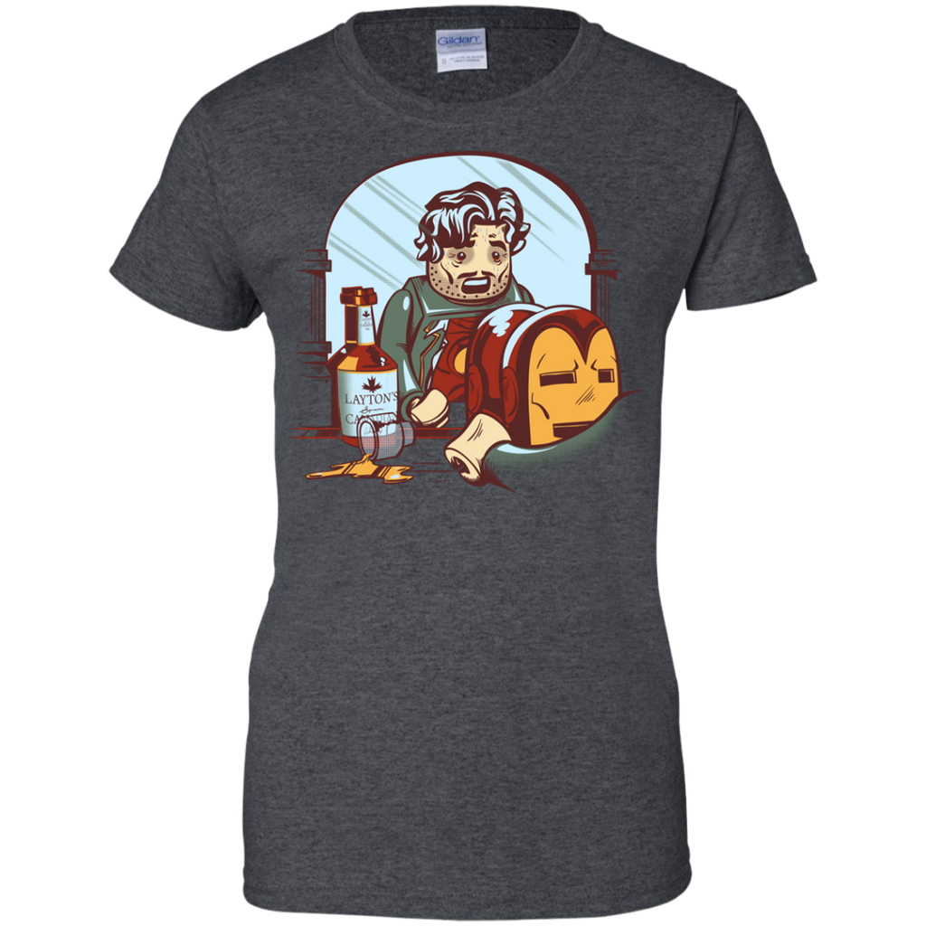 Marvel - Demon in a Brick ironman T Shirt & Hoodie
