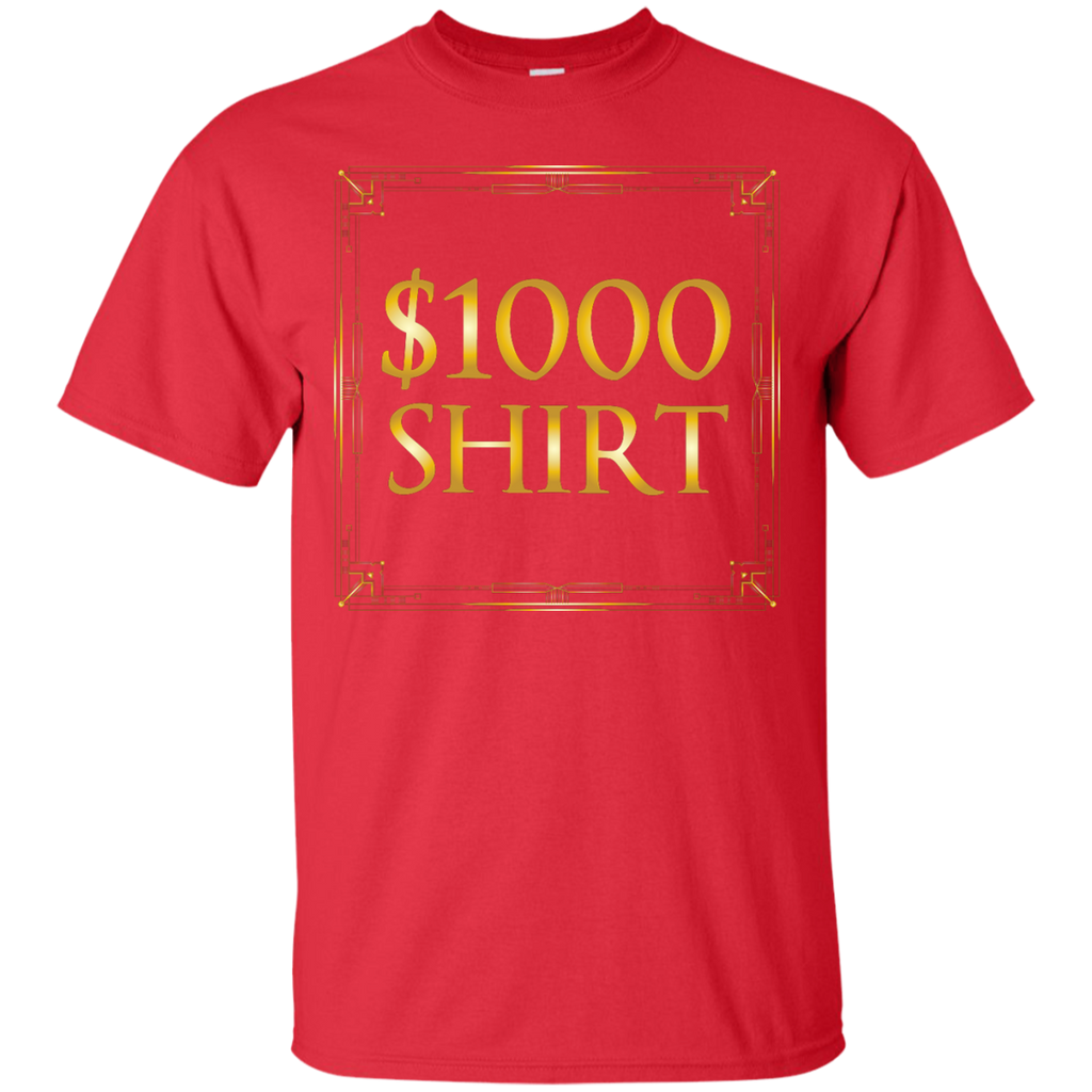 1000 - 1000 Shirt  so everyone knows youre a baller T Shirt & Hoodie