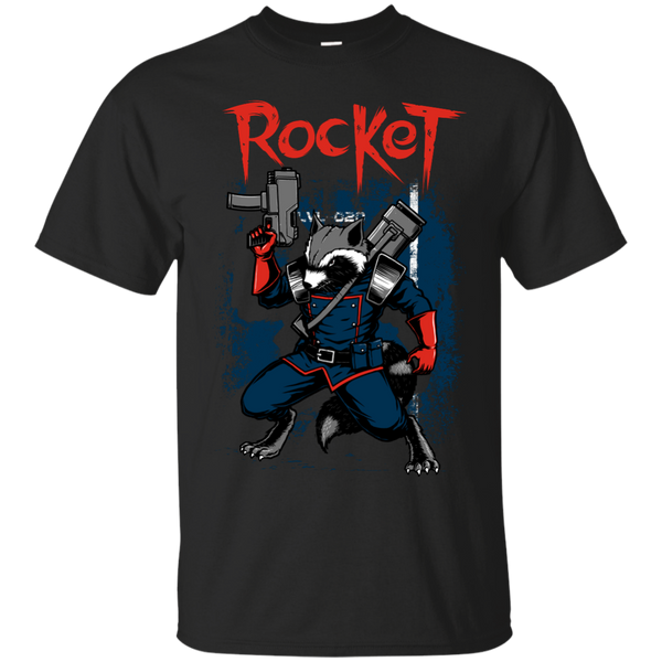 Marvel - Battle Raccoon rocket raccoon T Shirt & Hoodie