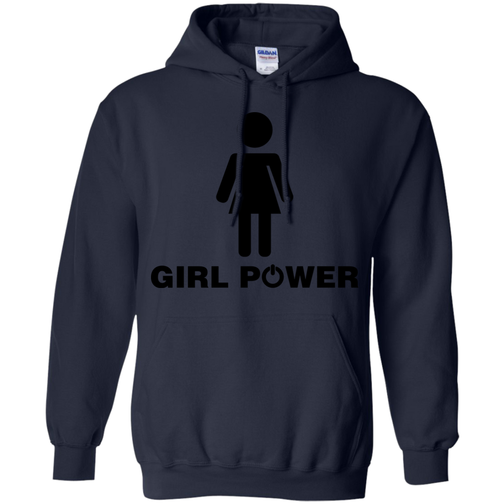 LGBT - Girl Power female T Shirt & Hoodie