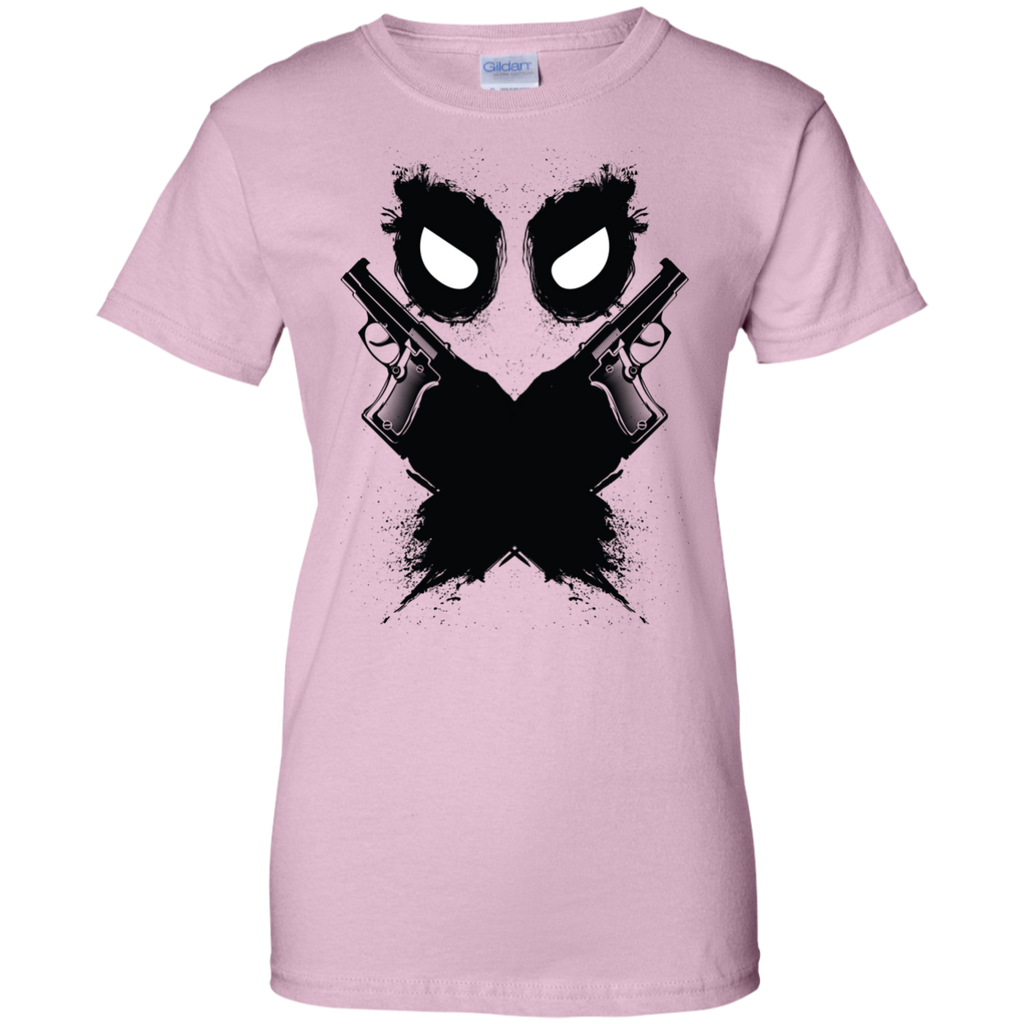 Marvel - Deadpool Minimalist deadpool T Shirt & Hoodie