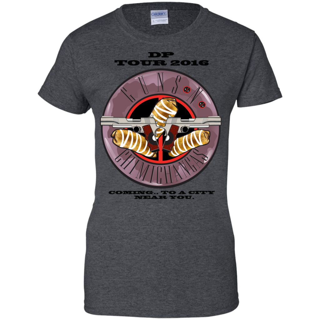 Marvel - Guns N Chimichangas Tour chimichangas T Shirt & Hoodie