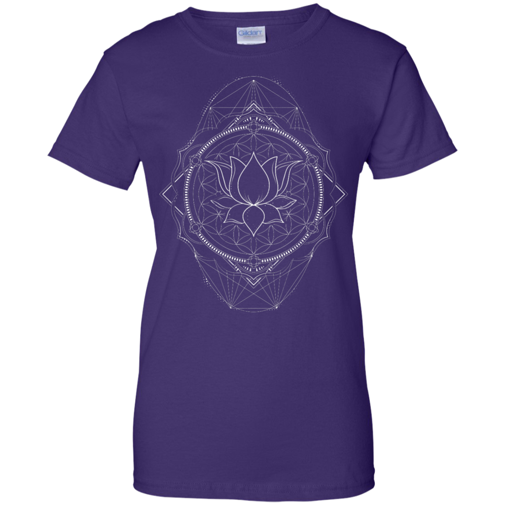 Yoga - Lotus of Life T Shirt & Hoodie