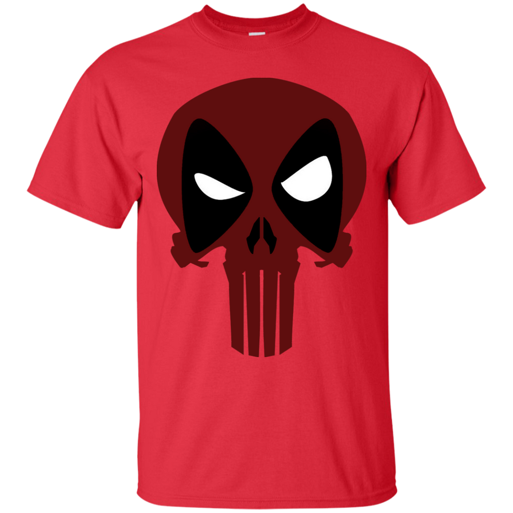 Marvel - DeadPUNISHER 3 deadpool T Shirt & Hoodie