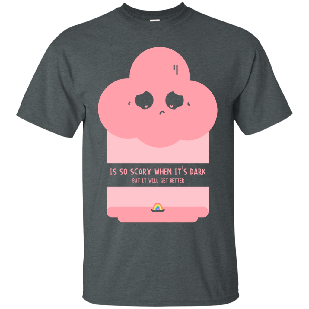 LGBT - Gay Depressed Little Cloud  Darkness it gets better T Shirt & Hoodie