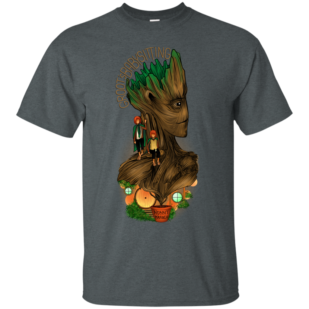 Marvel - Groots Babysitting Services hobbit T Shirt & Hoodie