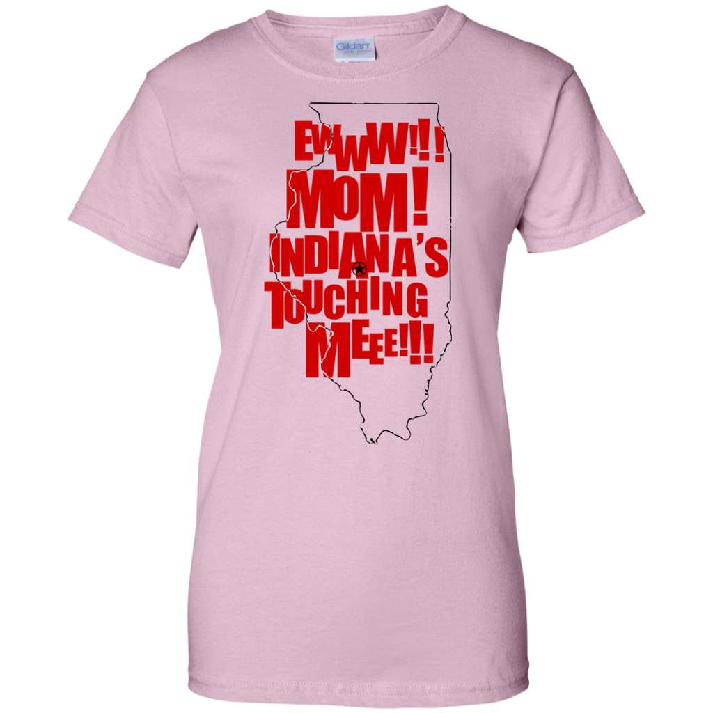 LGBT - Ewww Indiana Version 1 land of lincoln T Shirt & Hoodie