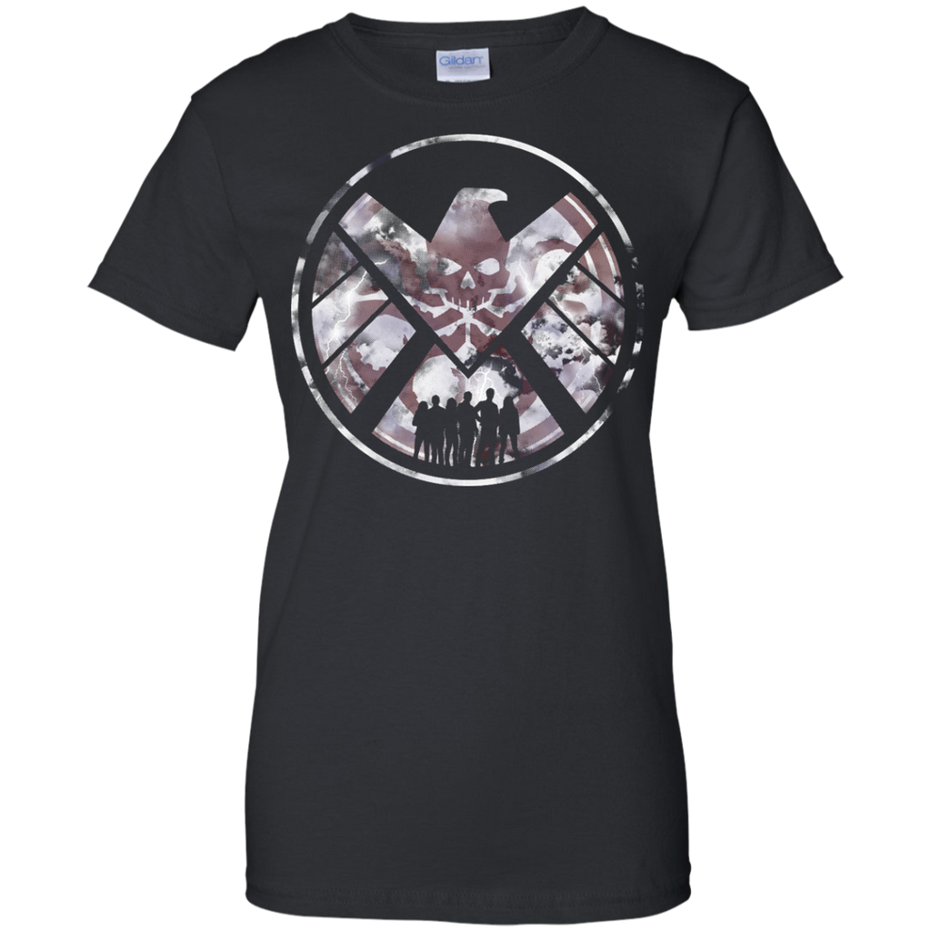 Marvel - Agents of Treason shield T Shirt & Hoodie
