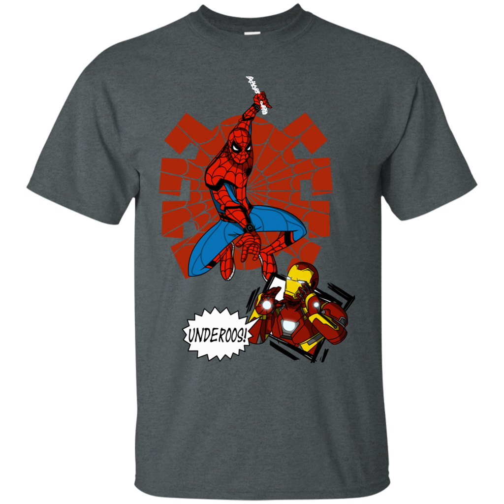 Marvel - Captain America Civil War  SpiderMan and Iron Man captain america civil war spiderman and iron man T Shirt & Hoodie