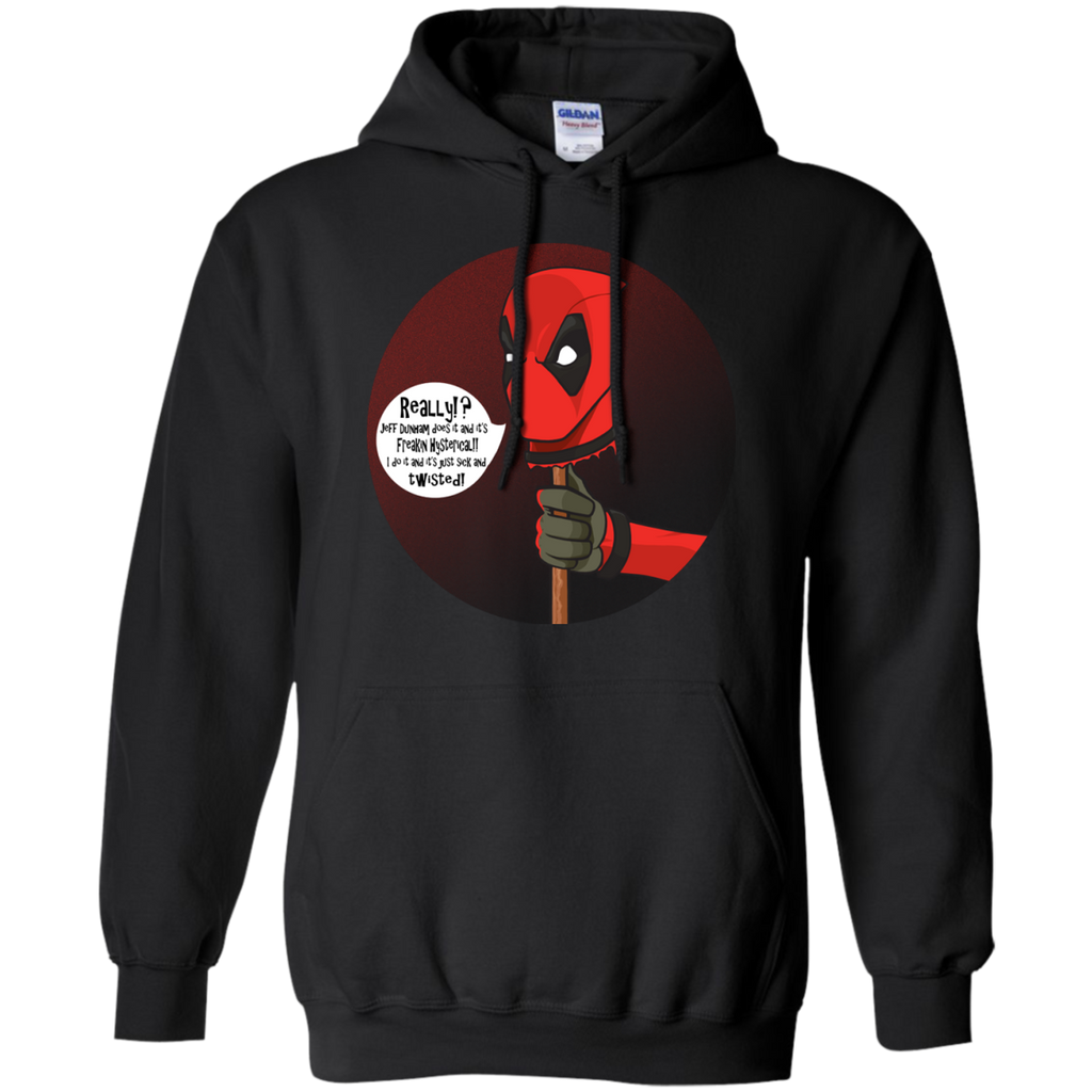 Marvel - Deadpool on a steek mercwithamouth deadpool T Shirt & Hoodie