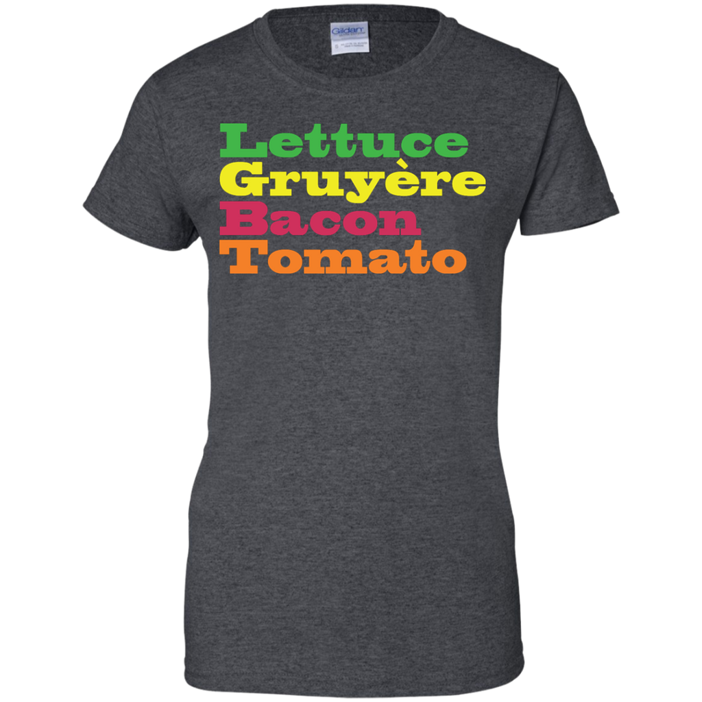 LGBT - Lettuce Gruyere Bacon Tomato LGBT funny T Shirt & Hoodie