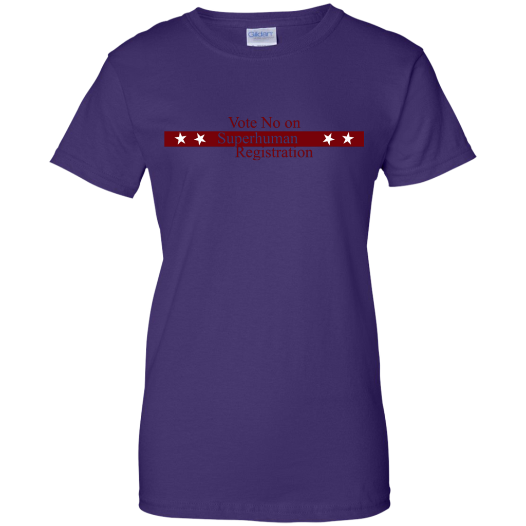 Marvel - Vote No on Superhuman Registration america T Shirt & Hoodie