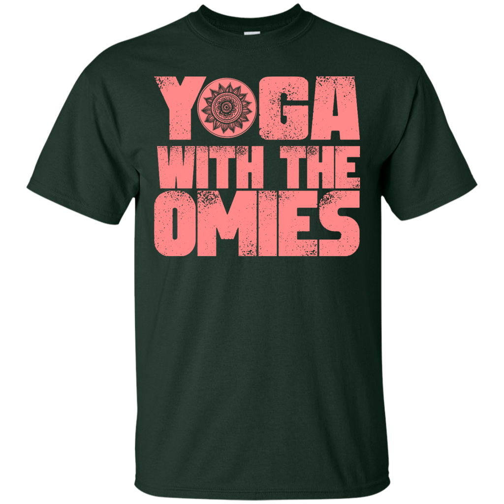 Yoga - YOGA WITH THE OMIES T shirt & Hoodie