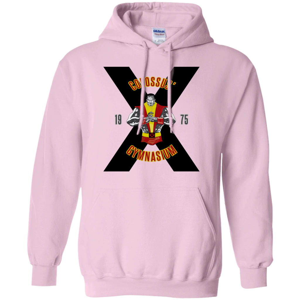 Marvel - Colossus Gymnasium x men T Shirt & Hoodie