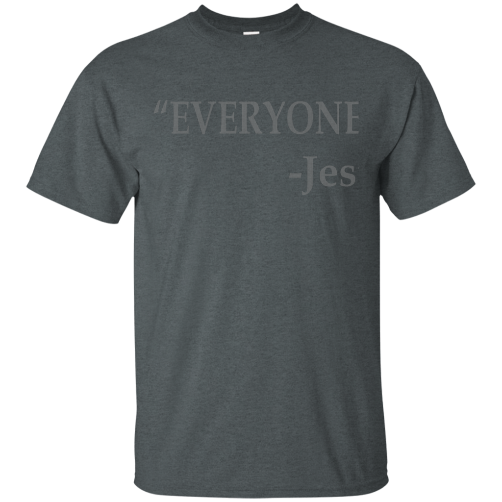 LGBT - Everyone Is Equal Jesus Christ Quote jesus T Shirt & Hoodie