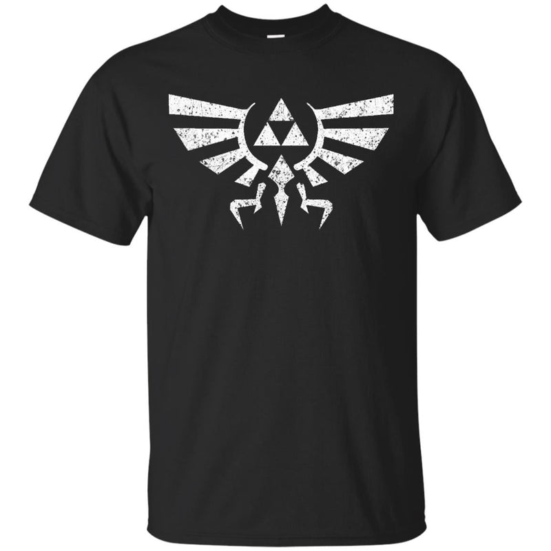 dfbc0c958 ZELDA FAN ART - Zelda Triforce Symbol T Shirt & Hoodie – Minimize Shop