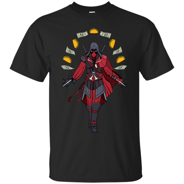 Marvel - Assassin Deadpool assassins creed T Shirt & Hoodie