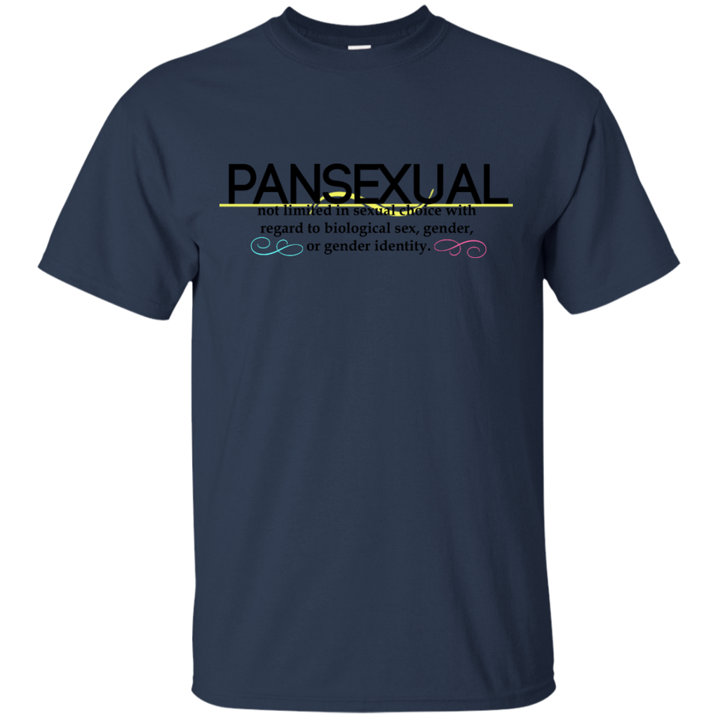 LGBT - Pansexual Definition pansexual T Shirt & Hoodie