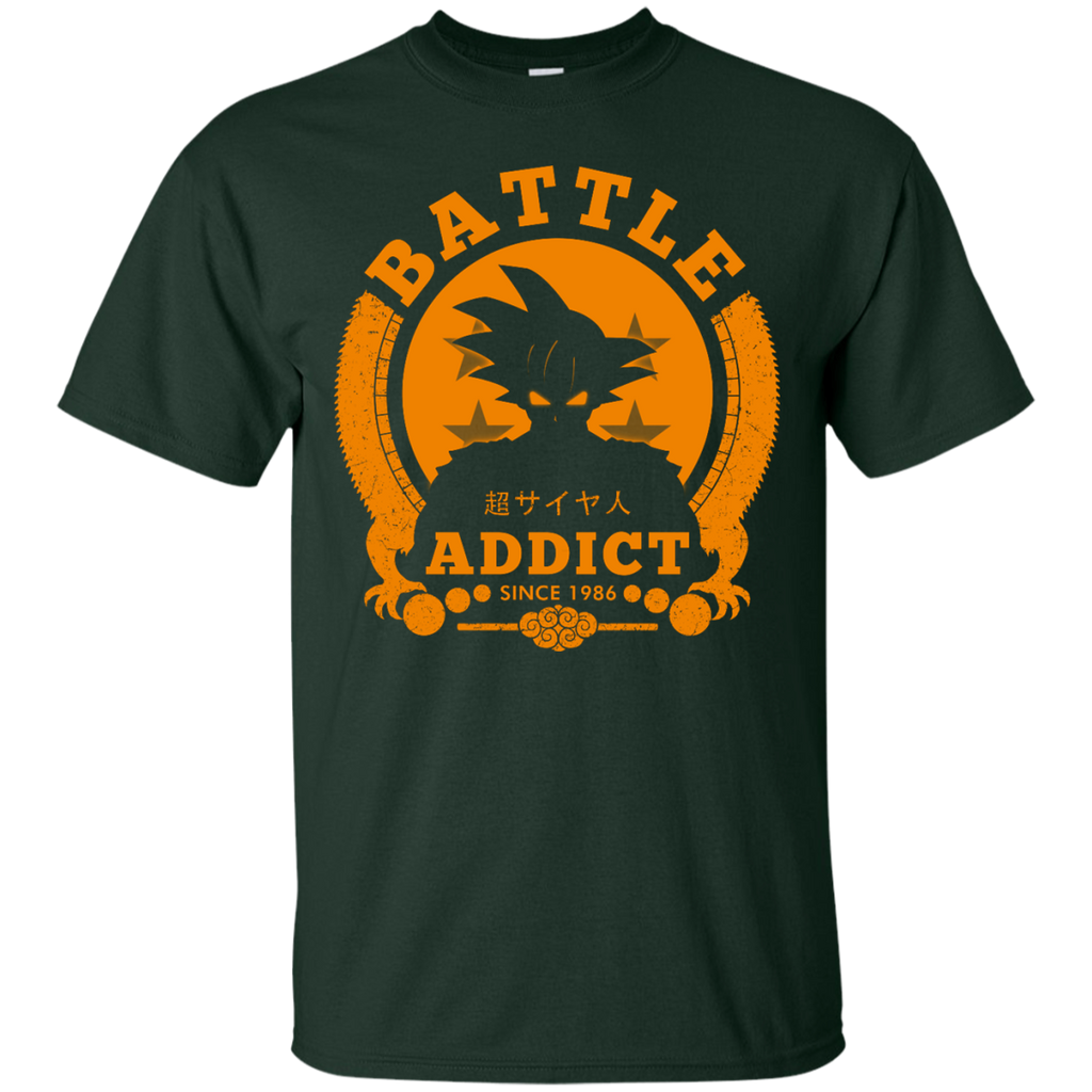 Dragon Ball - Battle Addict dragon ball T Shirt & Hoodie