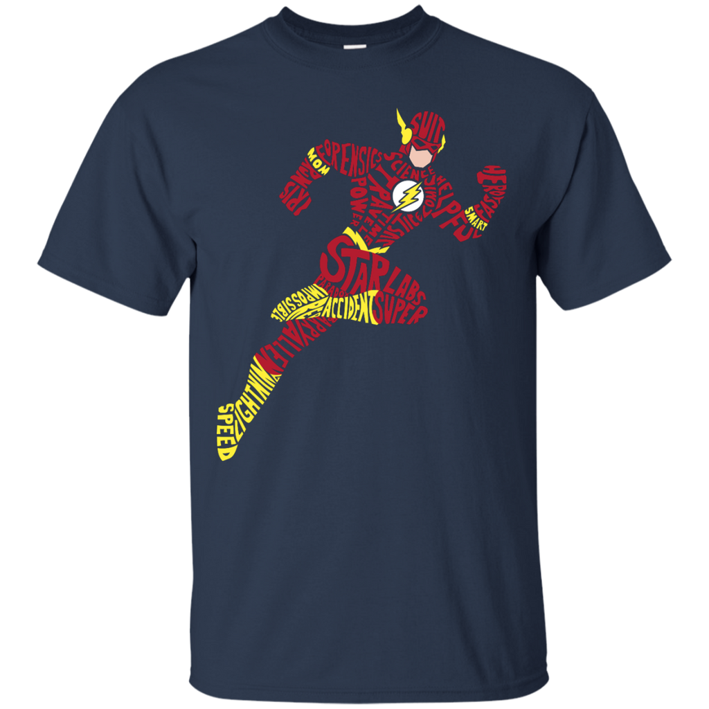 Marvel - Who is the Flash flash T Shirt & Hoodie