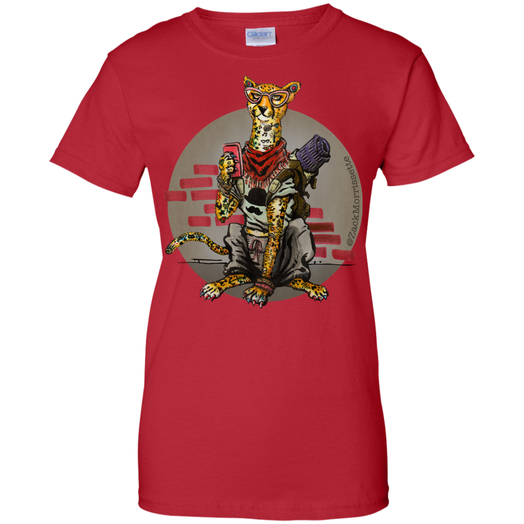 Yoga - HIPSTER CHEETAH'S BOYFRIEND IS DITCHING YOGA. AGAIN. T shirt & Hoodie