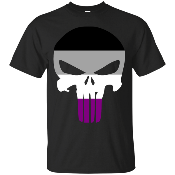 Marvel - Asexual Pride Punisher asexual T Shirt & Hoodie