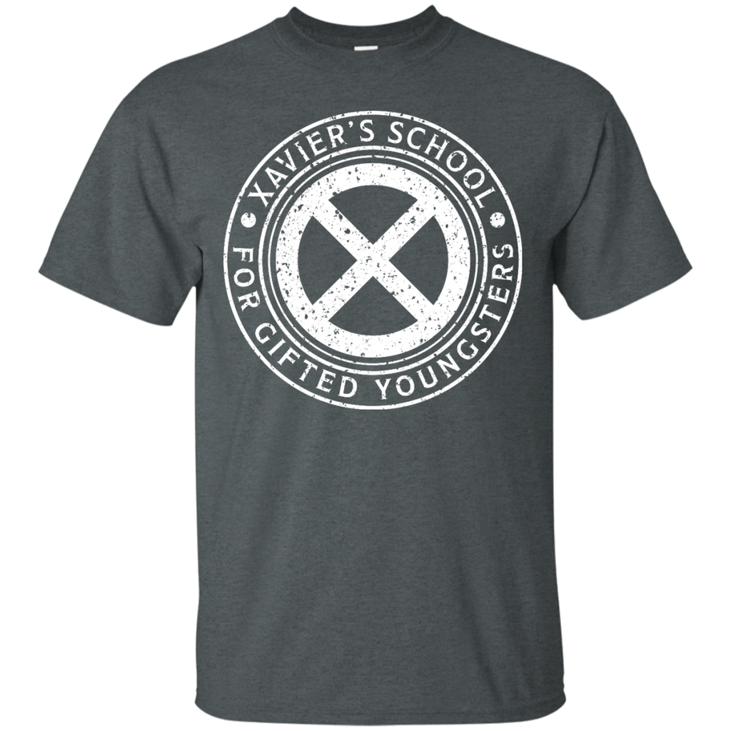 Marvel - Xaviers School for Gifted Youngsters Distressed xmen T Shirt & Hoodie