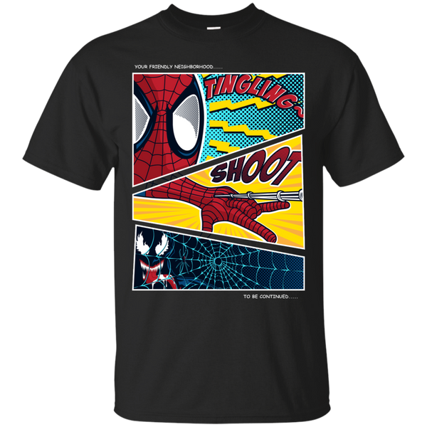 Marvel - Your Friendly Neighborhood tv shows T Shirt & Hoodie