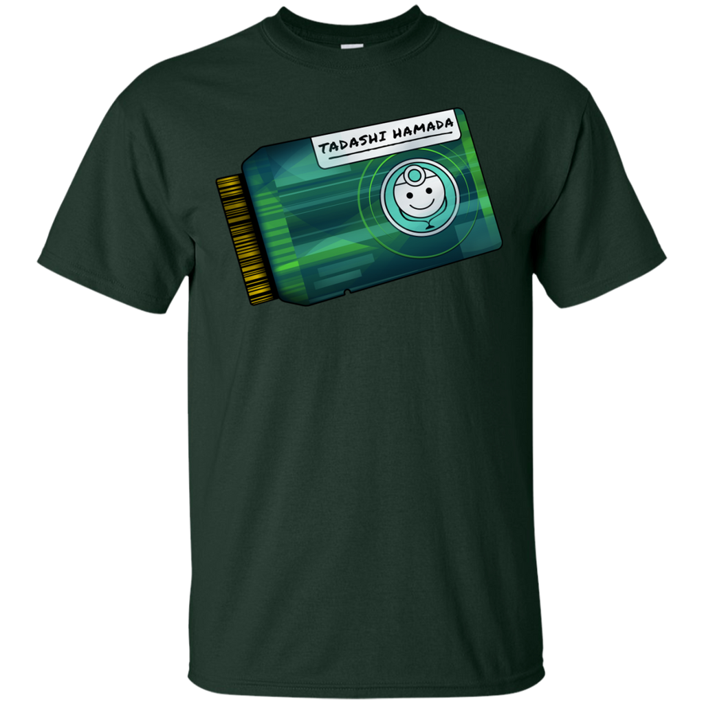 Marvel - Green Chip green T Shirt & Hoodie