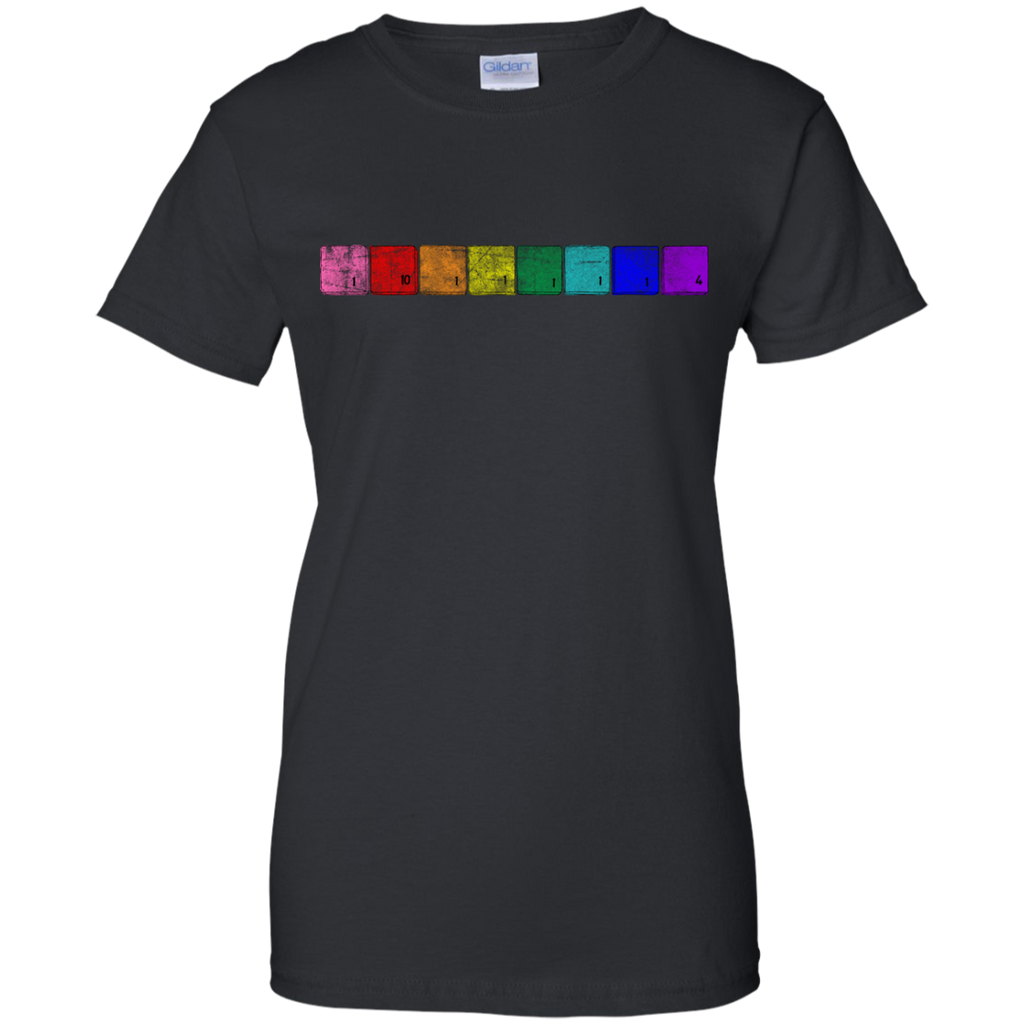 LGBT - Awesome Word Score letters T Shirt & Hoodie