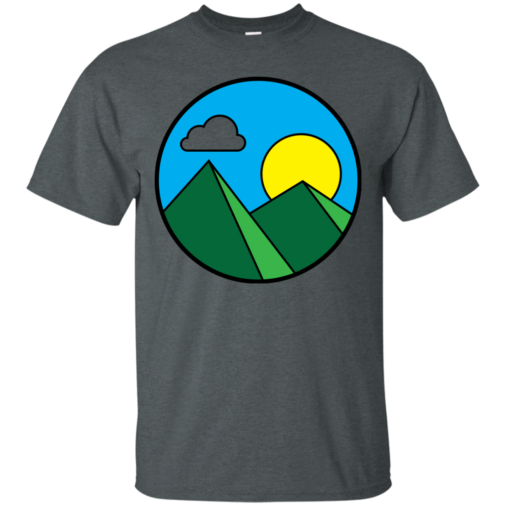 Camping - Sunny Mountains nature T Shirt & Hoodie