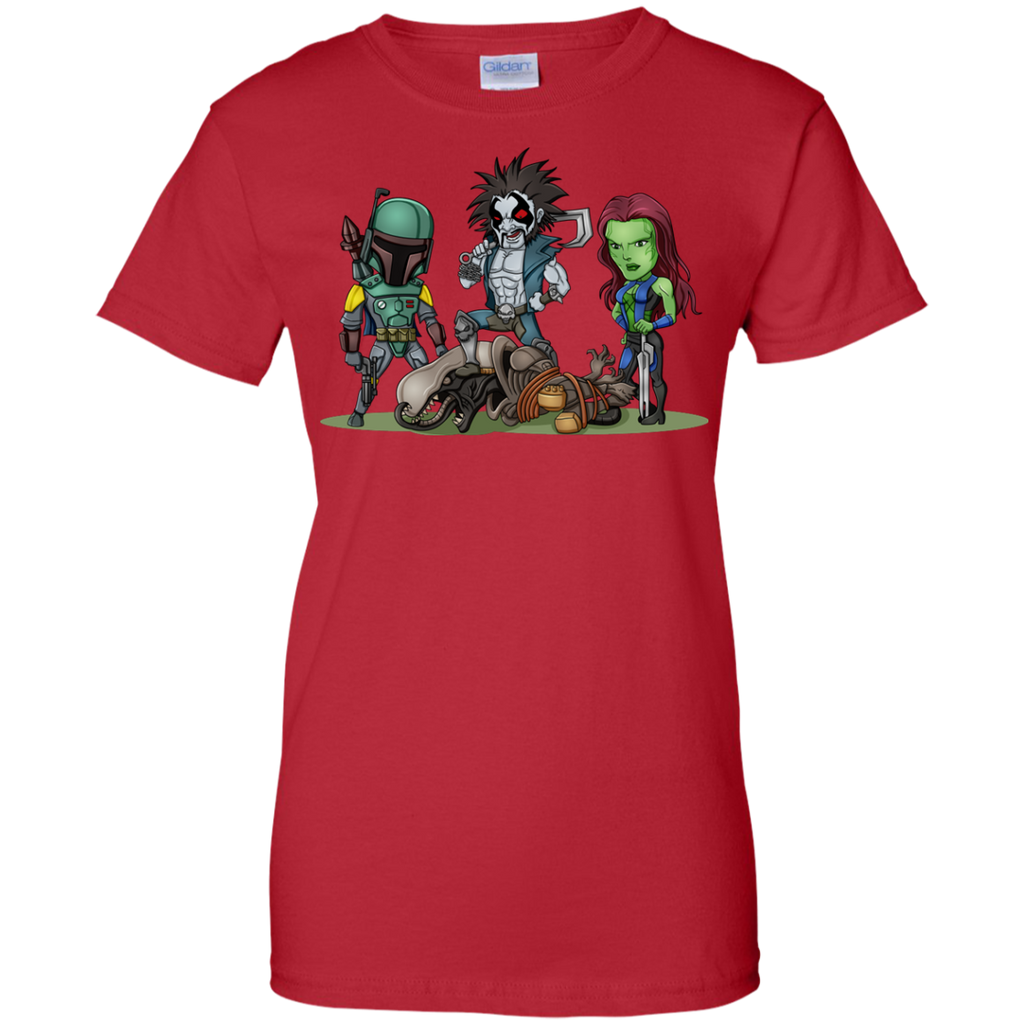 Marvel - Alien Hunters fan art T Shirt & Hoodie