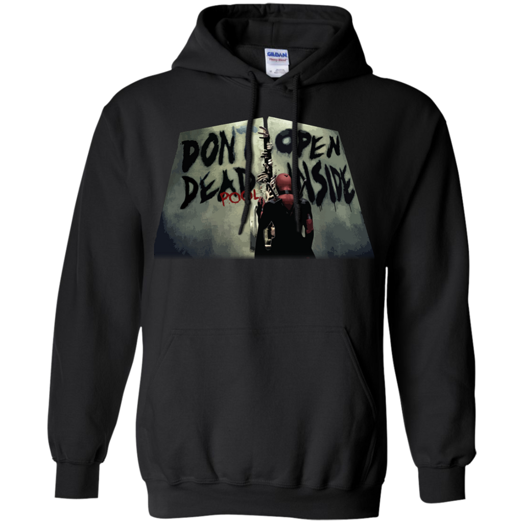 Marvel - Dont Open Deadpool Inside deadpool T Shirt & Hoodie
