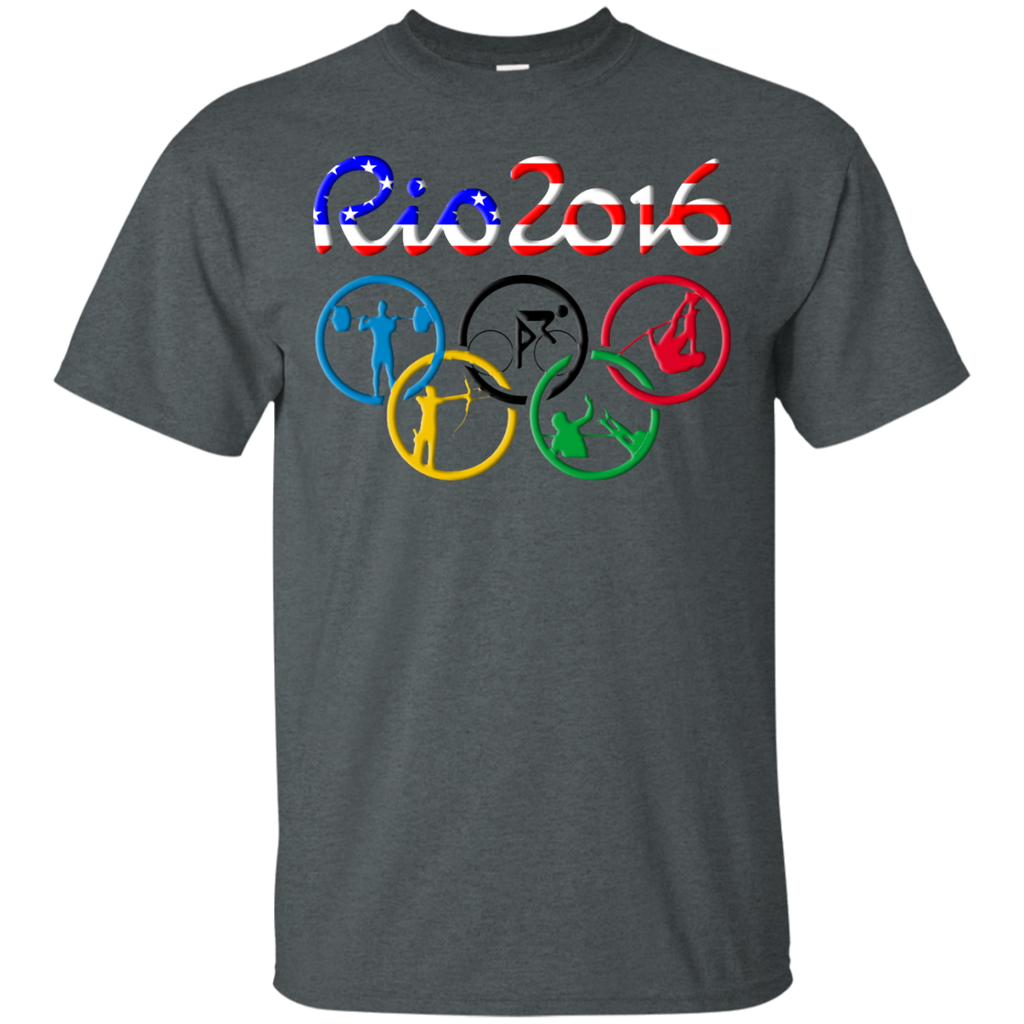Yoga - USA 2016 SUMMER GAMES T shirt & Hoodie