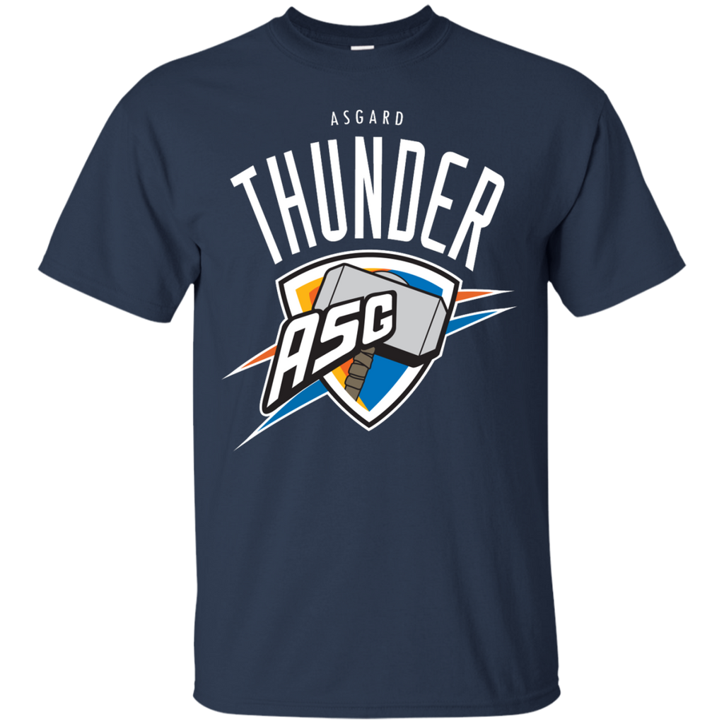 Marvel - Asgard Thunder comic book T Shirt & Hoodie